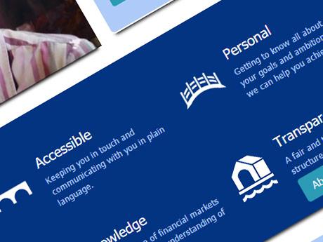 Leabourne Financial Advice Website